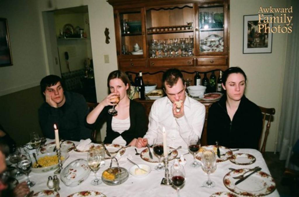 Porodična večera