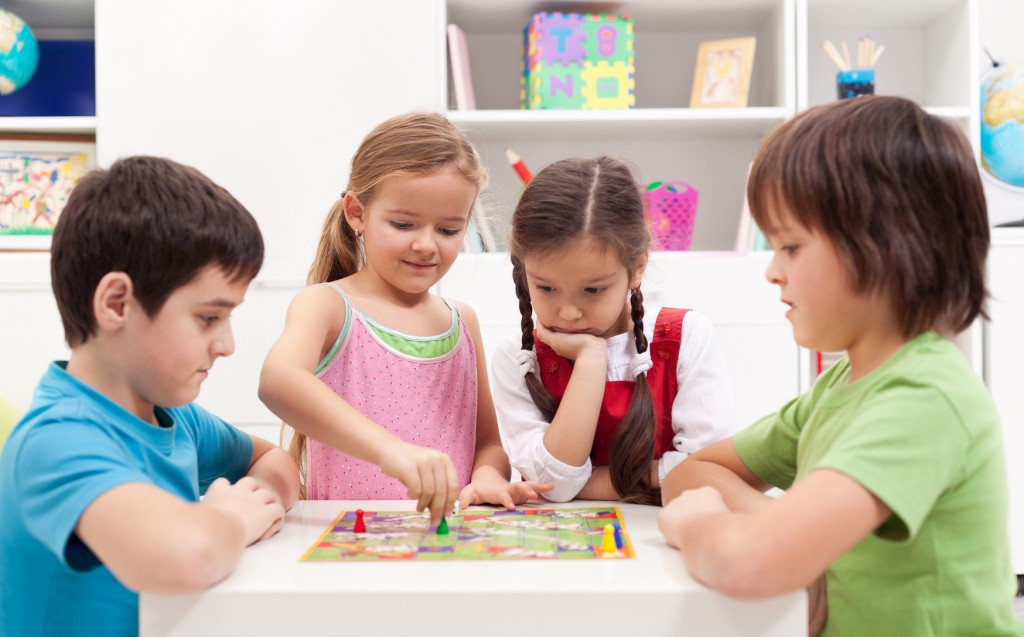 Socijalizacija dece